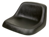 Black Deluxe Low Back Seat