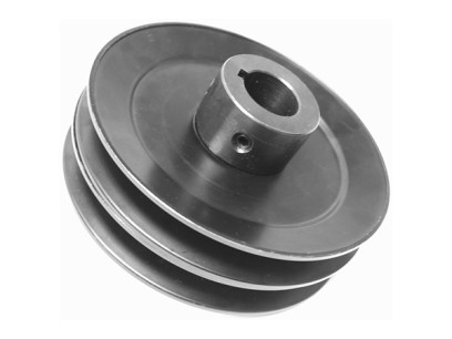 Double-Pulley-Hub