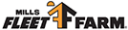 Mill's Fleet Farm logo